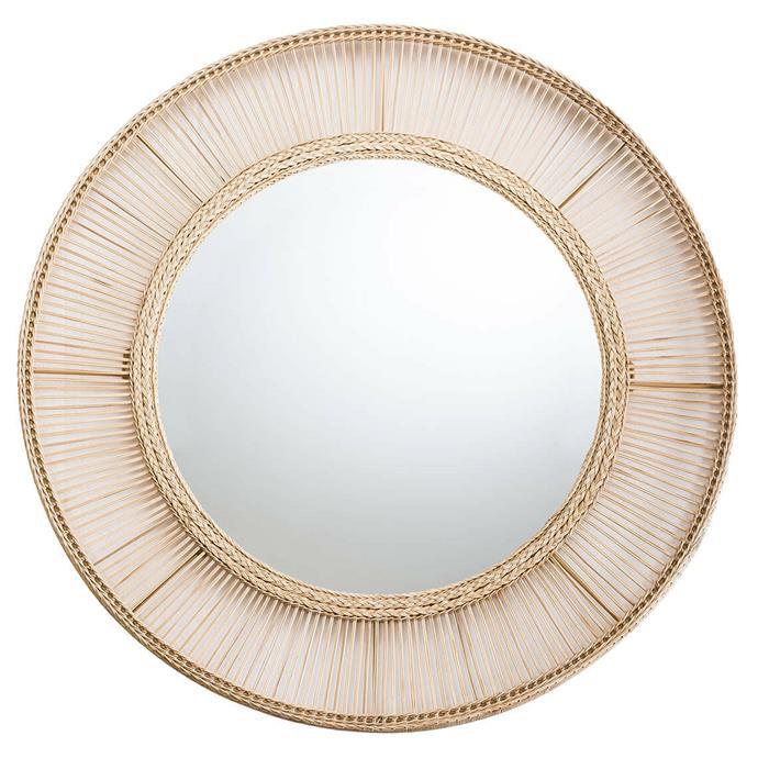 "Olanta Mirror, $240, [Freedom](https://www.freedom.com.au/product/24293273|target=""_blank""|rel=""nofollow"")"