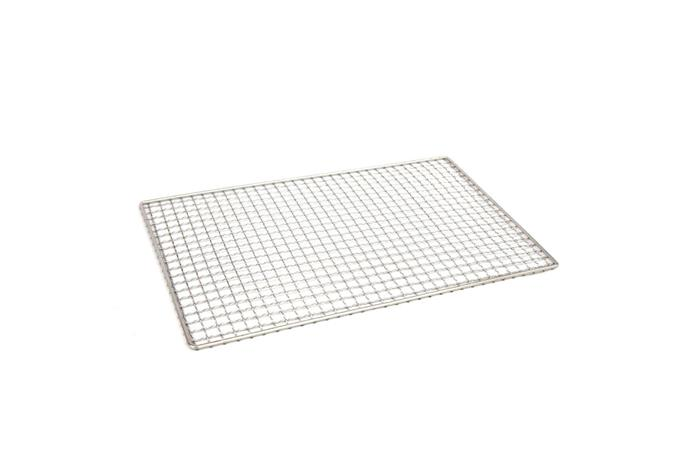 "Stainless Steel Grate Mesh Net for Japanese BBQ Grill STC, $19, [Kogan](https://www.kogan.com/au/buy/gtmall-stainless-steel-grate-mesh-net-for-japanese-bbq-grill-gm25/|target=""_blank""