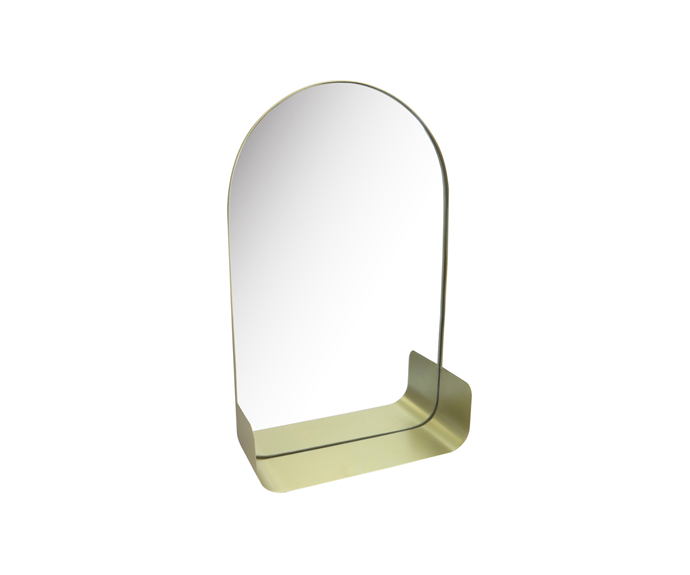 """High St. Gold Arch Slimline Wall Mirror, $79, [Temple & Webster](https://www.templeandwebster.com.au/Gold-Arch-Slimline-Wall-Mirror-09139MIR-HSTR2248.html
