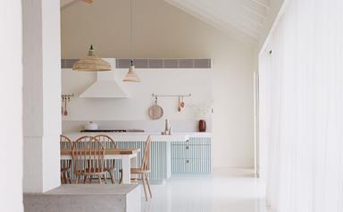 A serene minimalist beach house in Sorrento
