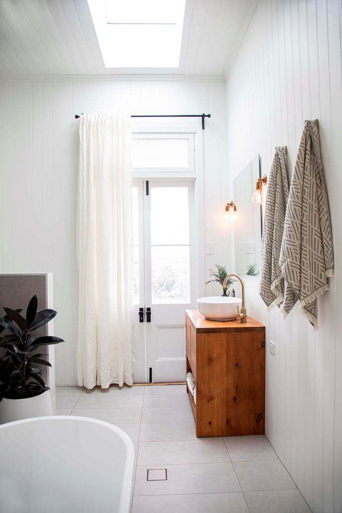 """Before this [relocated Queenslander](https://www.homestolove.com.au/relocated-queenslander-renovation-22211