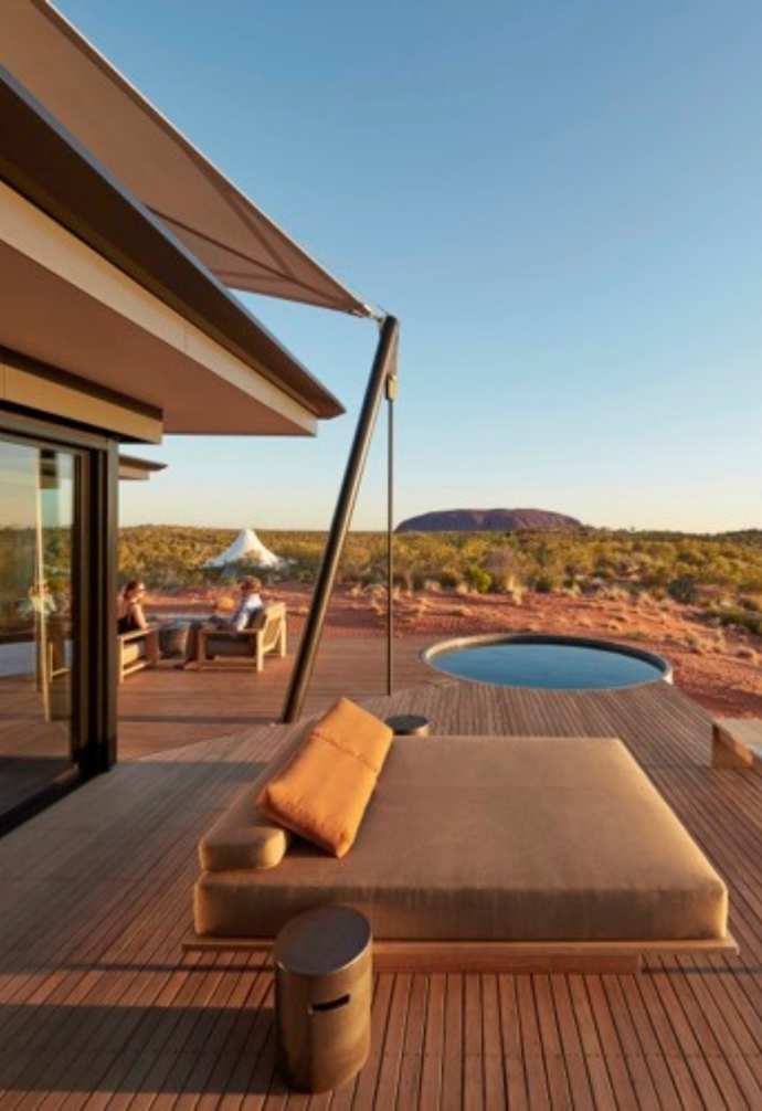 """**[Longitude 131°](https://www.viewretreats.com/retreat/longitude-131