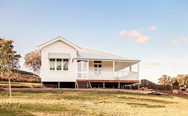 The relocation and renovation of a classic 1900s Queenslander