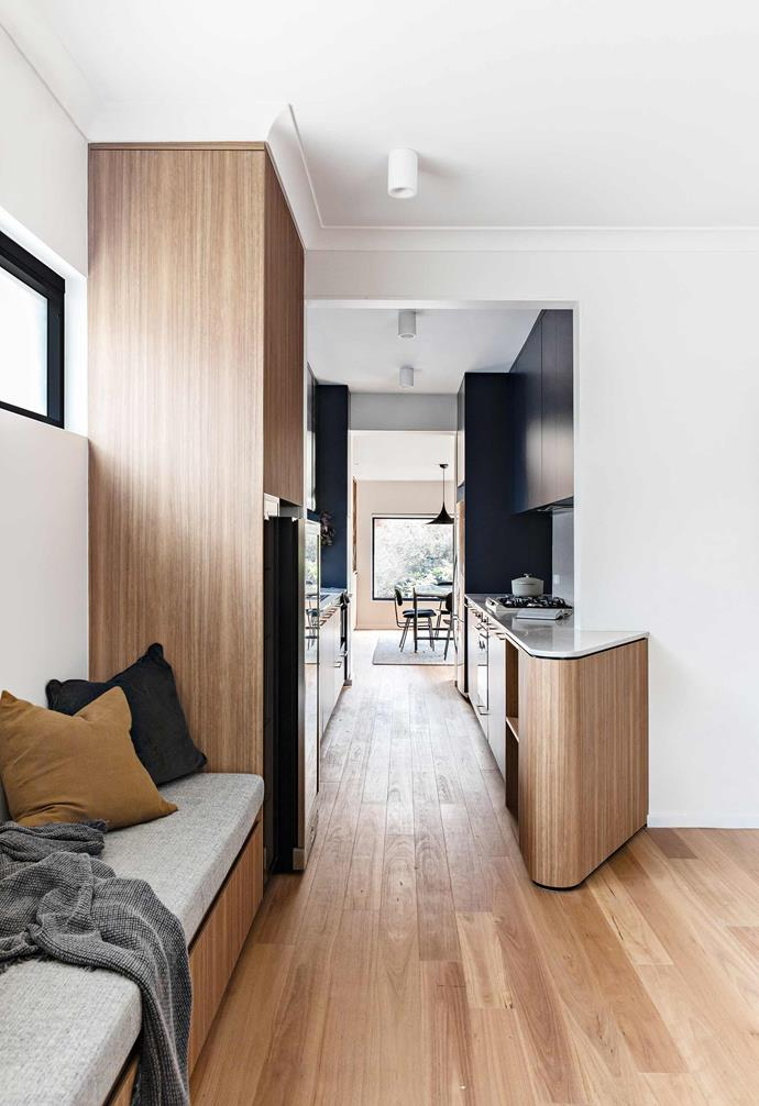 """**Welcome home** When architect and interior designer [Kitty Lee](https://www.klarch.com.au/