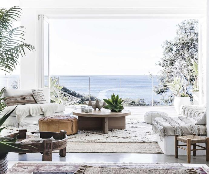 coastal home seaside beach white