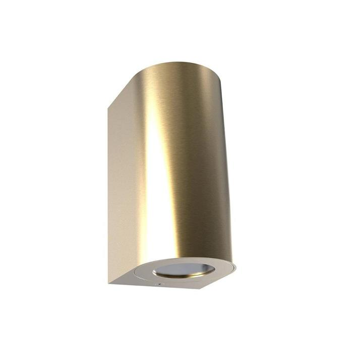 """**Modern Brass LED Wall Light, $259.00, [Lighting Collective](https://lightingcollective.com.au/products/modern-brass-led-wall-light?variant=31253381939313&currency=AUD&utm_medium=product_sync&utm_source=google&utm_content=sag_organic&utm_campaign=sag_organic