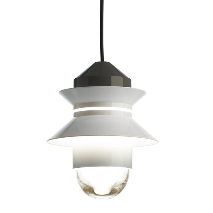 """**Marset Santorini pendant, $416, [Finnish Design Shop](https://www.finnishdesignshop.com/lighting-outdoor-lamps-santorini-pendant-ip65-white-p-19050-1551.html
