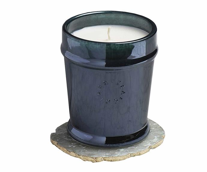 """**Mer Sea Luxe Quartz Scented Candle – Cypres, $147, [Amara](https://www.amara.com/au/products/luxe-quartz-scented-candle-cypres