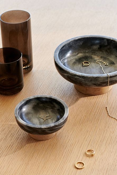 """Ebra large bowl, $129, [Country Road](https://www.countryroad.com.au/ebra-large-bowl-60248467-109