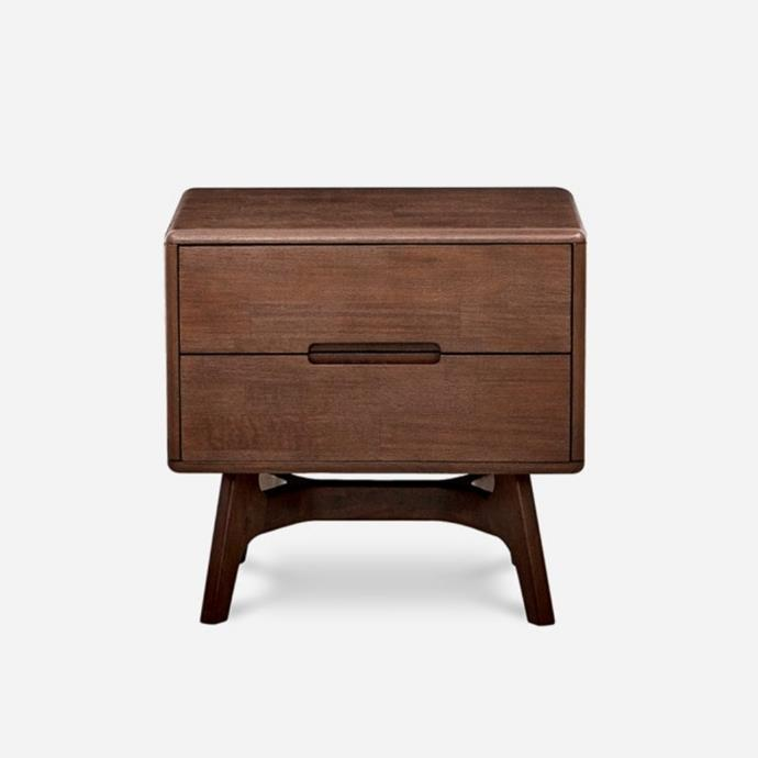 "**Carrie bedside table, $449, [Castlery](https://www.castlery.com/au/products/carrie-bedside-table?|target=""_blank""
