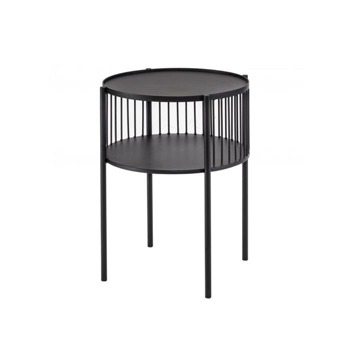 "**Macy bedside table, $205, [Nordik Living](https://nordikliving.com.au/products/macy-side-table?variant=31828248625233|target=""_blank""