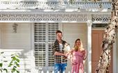 Josh and Jenna tell us how to choose a home exterior colour