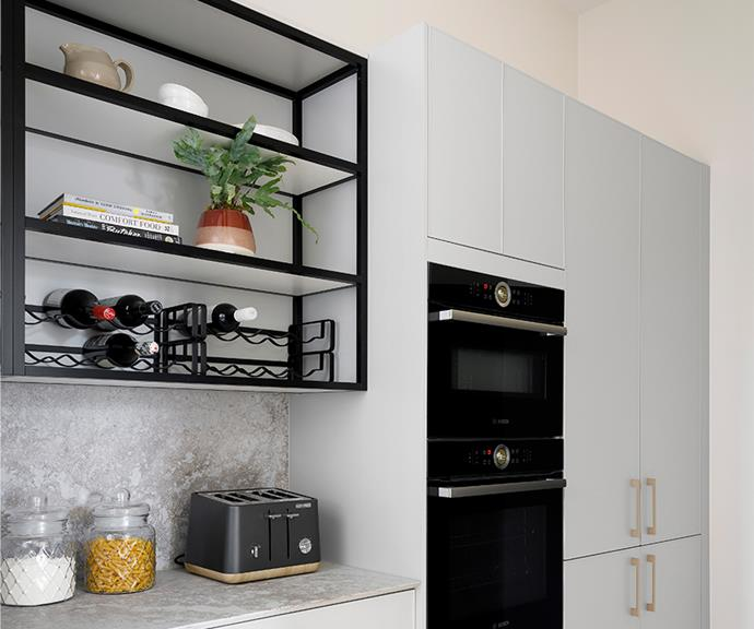 "Contestants Jade and Daniel used Kinsman's 2020 [Alumin Black Framing with broadline glass](https://kinsman.com.au/news/the-block-2020-kitchens-revealed/|target=""_blank""