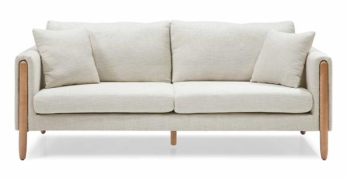 """**Bronte 3-Seater Fabric Sofa, $1499, [Life Interiors](https://lifeinteriors.com.au/collections/sofas/products/life-interiors-bronte-3-seater-fabric-sofa?variant=33264102932579