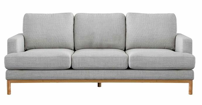 """**Atticus 3-Seater Sofa in Bristol Frost, $1799, [OzDesign Furniture](https://ozdesignfurniture.com.au/atticus-3-seater-in-bristol-frost