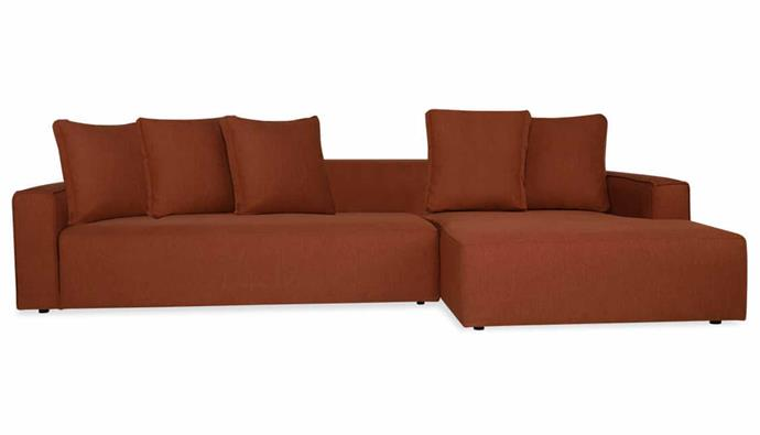 """**Amberley Fabric Modular Sofa, $4299, [Freedom](https://www.freedom.com.au/product/24320399