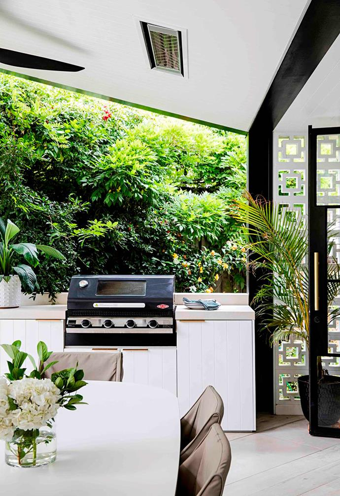 """At the rear of this [incredible maximalist home](https://www.homestolove.com.au/maximalist-home-design-21580