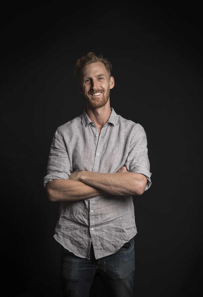 Adelaide-based designer James Howe.