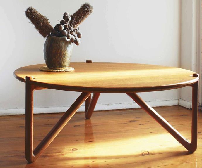 Iluka Studio's statement coffee table.