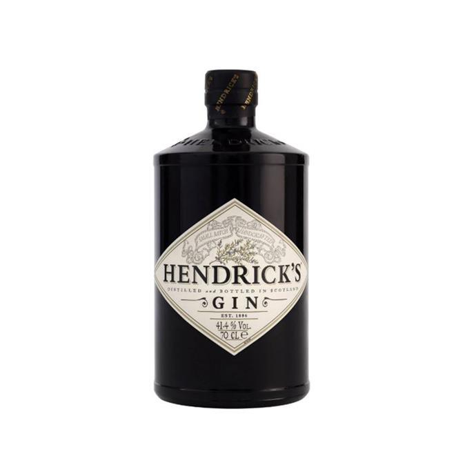 """**Hendrick's Gin, $67.70/700ml, [Dan Murphhy's](https://www.danmurphys.com.au/product/DM_913548/hendrick-s-gin-700ml target=""""_blank"""" rel=""""nofollow"""")**<br> Those partial to a G&T shouldn't look past Hendrick's Gin. A favourite among gin enthusiasts, this spirit's unique and contemporary taste comes from the addition of roses and cucumbers. The medicine-style bottle makes for a chic and iconic addition to a bar cart."""