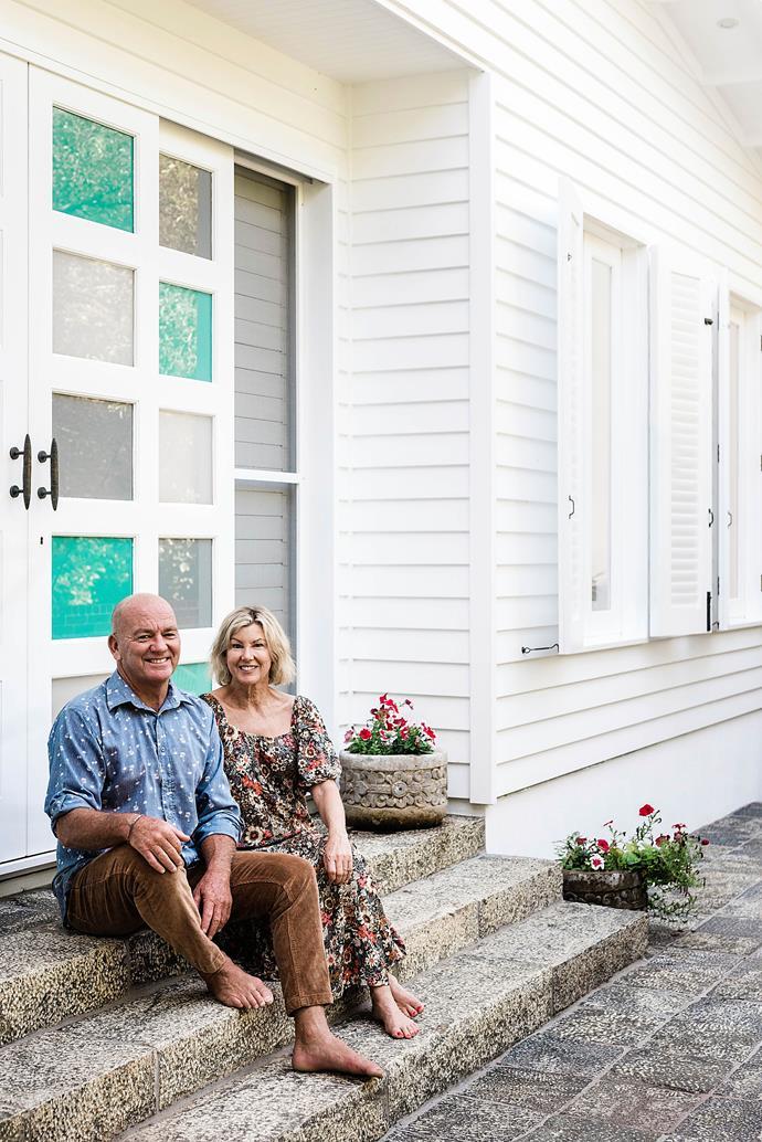 Tony and Vicki built their dream home in Peregian Beach, QLD.