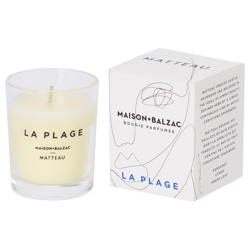"""**7.** Inspired by long summer days and nights on the Mediterranean coast, Maison Blazac's fresh, energising citrus and floral scented La Plage candle is almost as good as a holiday. Almost.  **Maison Balzac La Plage Candle Mini** 55g, $29, [Adore Beauty](https://www.adorebeauty.com.au/maison-balzac/maison-balzac-la-plage-candle-mini.html