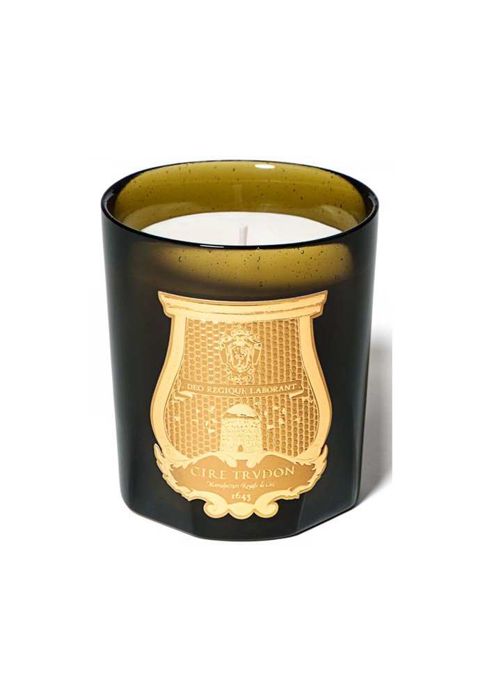"""**12.** Cire Trudon have a signature gold label for a reason. The luxurious fragrance house has stood the test of time (created in 1643!), and if it's good enough for french chateau's it's good enough for us. We adore the green leaves, eucalyptus and orange notes of the Solis Rex candle, which will burns for up to 65 hours.  **Cire Trudon Solis Rex Candle 270g**, $125, [Libertine Parfumerie](https://www.libertineparfumerie.com.au/product/solis-rex-candle/