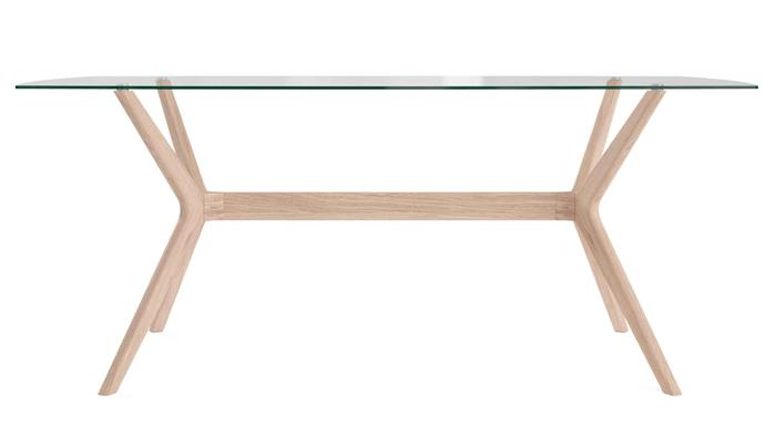 "**Olsen Glass Top Dining Table 185cm, $879, [Brosa](https://www.brosa.com.au/products/olsen-glass-top-dining-table-185cm?SKU=TBLOLS08SOAK|target=""_blank""