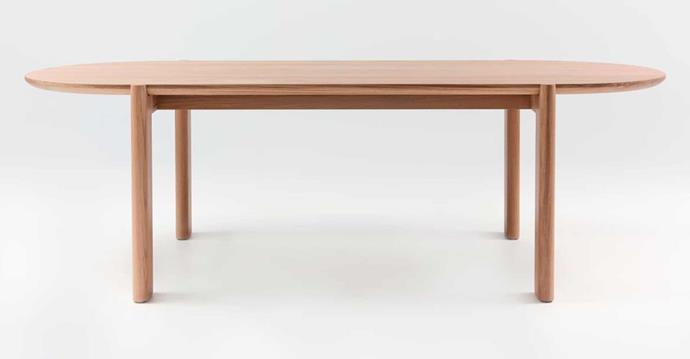 "**Otis Dining Table, from $4005, [Jardan](https://www.jardan.com.au/collections/otis|target=""_blank""