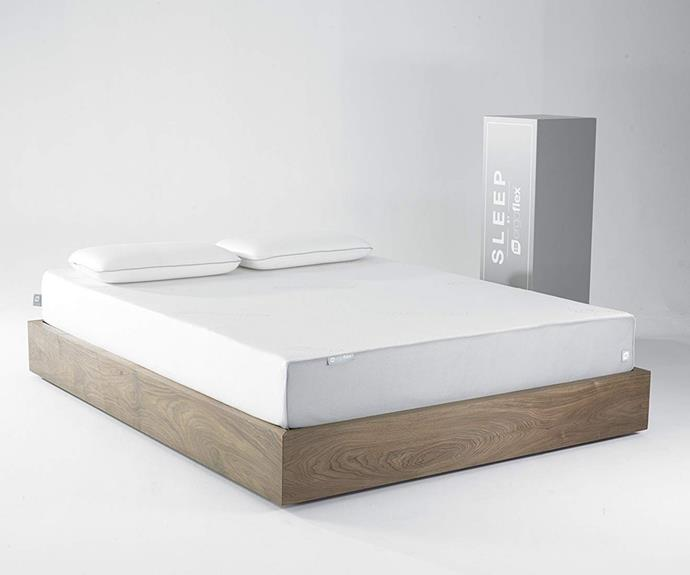 "**Ergoflex 5G memory foam mattress $1529, [Ergoflex](https://go.linkby.com/IAASXKDW|target=""_blank""