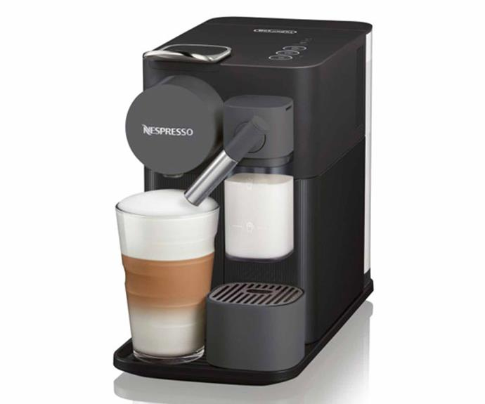 "**DeLonghi Latissima One Nespresso System, $349, [Bing Lee](https://www.binglee.com.au/delonghi-en500-b-lattissima-one-nespresso-system|target=""_blank""