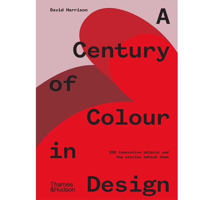 """**['A Century of Colour in Design' by David Harrison, $30.95, Thames & Hudson](https://www.booktopia.com.au/a-century-of-colour-in-design-david-harrison/book/9781760760533.html