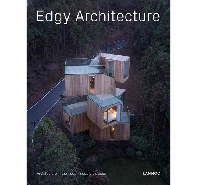 """**['Edgy Architecture' by Agata Toromanoff, $69.50, Lannoo](https://www.booktopia.com.au/edgy-architecture-agata-toromanoff/book/9789401461610.html