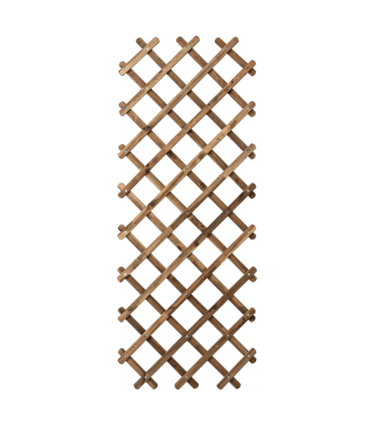"""**Askholmen Trellis**, light brown stained $29.99, [Ikea](https://www.ikea.com/au/en/p/askholmen-trellis-light-brown-stained-90258670/ target=""""_blank"""" rel=""""nofollow"""").  <br><br> The first step in planning a climbing garden is to secure a trellis to a wall. The natural material and diagonal design of this timber trellis from Ikea makes it a great choice for any balcony, courtyard or [beautiful backyard](https://www.homestolove.com.au/backyard-ideas-2981 target=""""_blank"""")."""