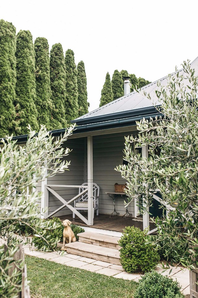 "Shaded by tall, established trees, the verandah of Dirty Janes Bowral founder [Jane Crowley's home](https://www.homestolove.com.au/dirty-janes-bowral-founder-home-22323|target=""_blank"") offers reprieve from a busy schedule."