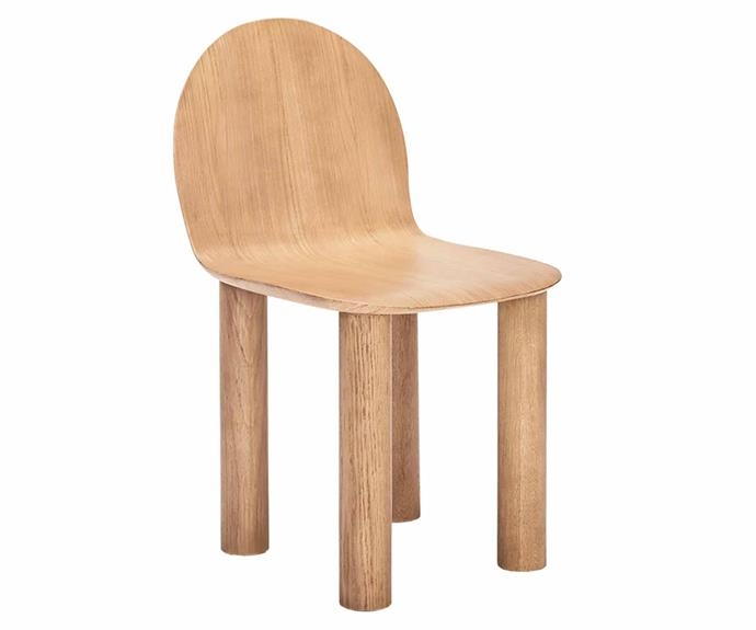 """**Sarah Ellison Arch Dining Chair, $585, [Life Interiors](https://lifeinteriors.com.au/collections/dining-chairs/products/sarah-ellison-arch-dining-chair