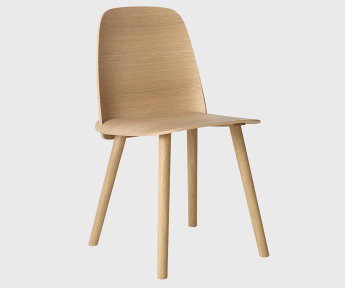"""**Muuto Nerd Chair, $725, [Living Edge](https://livingedge.com.au/chairs/chairs/muuto-nerd_chair/MU-NRDCH.html