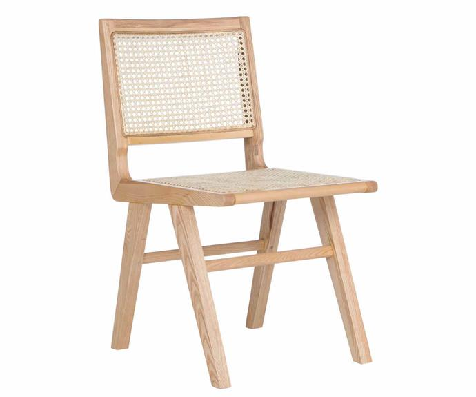 """**Callie Dining Chair, $259, [Freedom](https://www.freedom.com.au/product/24247702