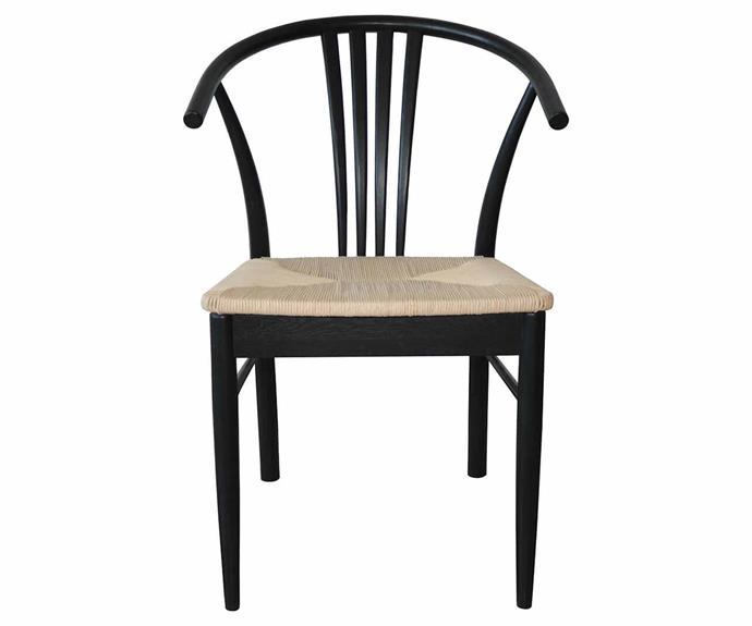 """**Wishbone Dining Chair, $259, [Freedom](https://www.freedom.com.au/product/24239165