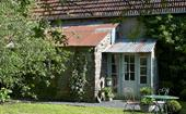 The colourful update of a rustic French farmhouse in Normandy
