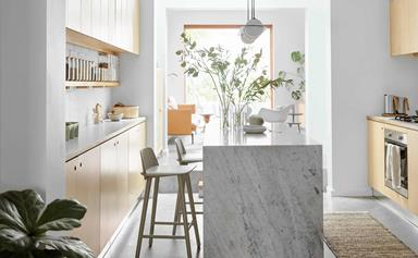 An eco-friendly makeover transformed this Redfern terrace