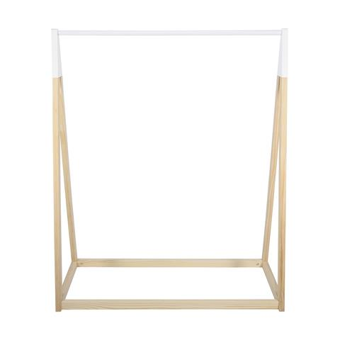 """[Nursery Clothes Rack](https://www.kmart.com.au/product/nursery-clothes-rack/1630806