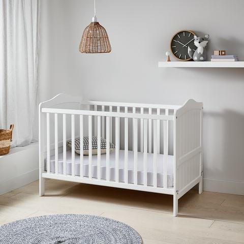 """[2-in-1 Wooden Cot](https://www.kmart.com.au/product/2-in-1-wooden-cot/3399392