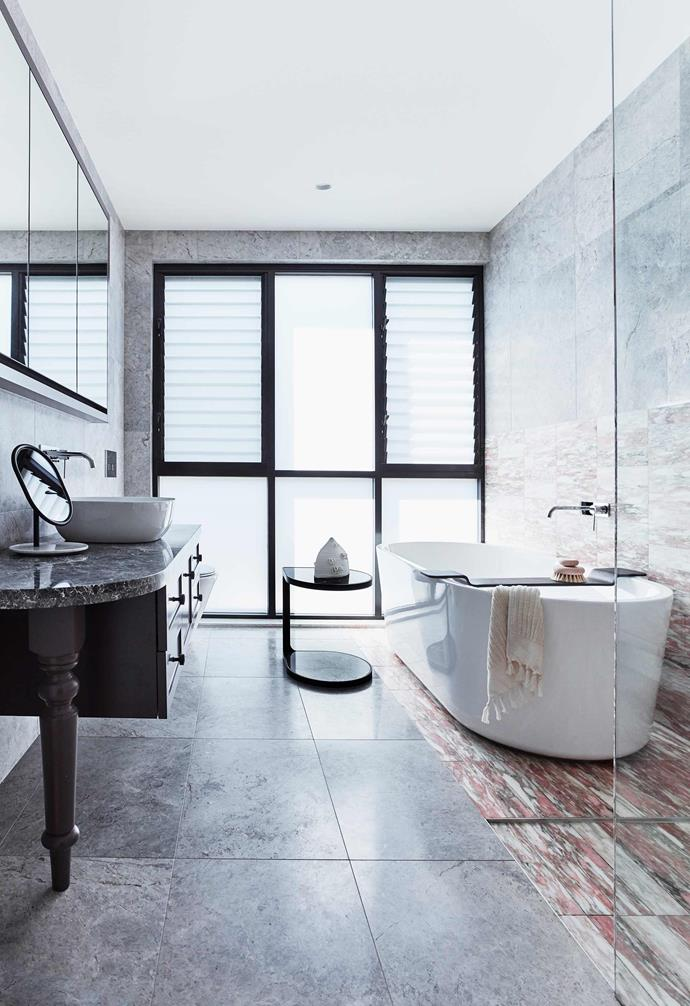 "**Bathroom** A Contura tub by [Caroma](https://www.caroma.com.au/|target=""_blank""