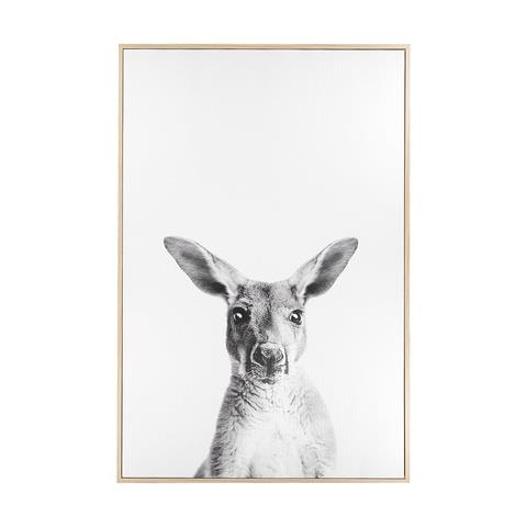 """[Kangaroo Framed Canvas](https://www.kmart.com.au/product/kangaroo-framed-canvas/3434302