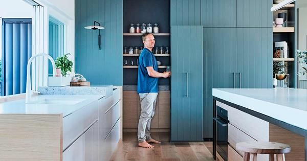 Pantry design tips: how to organise your kitchen storage