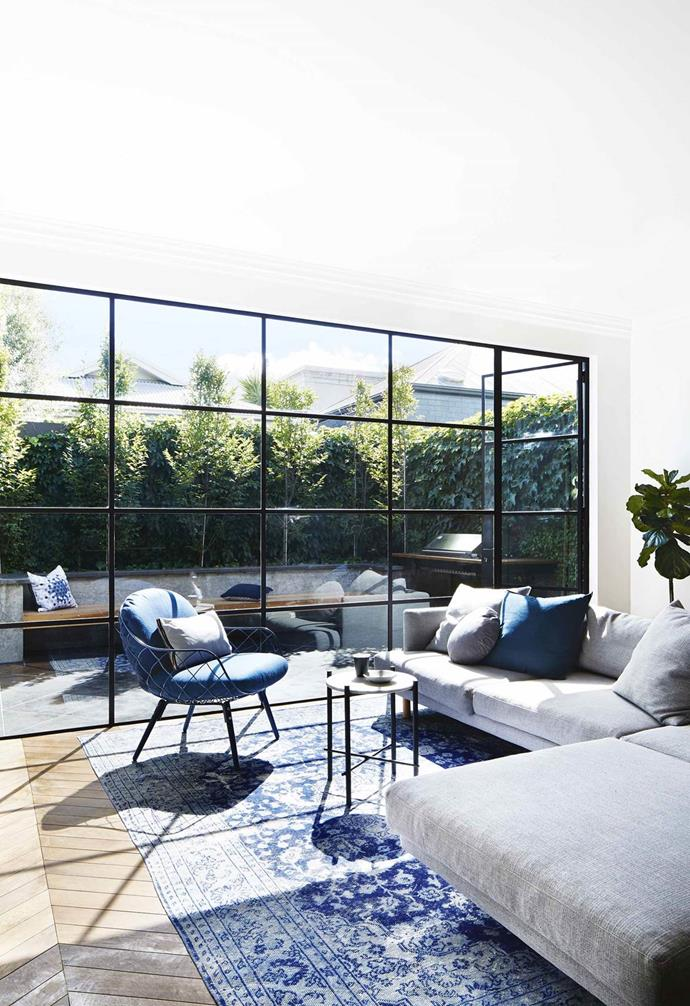 """In the renovation of their [traditional Edwardian home](https://www.homestolove.com.au/modern-edwardian-semi-renovation-18524