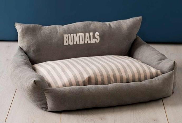 """**Identity Direct Personalised Pet Bed, $87.99, [Hard to Find](https://www.hardtofind.com.au/173178_personalised-pet-bed