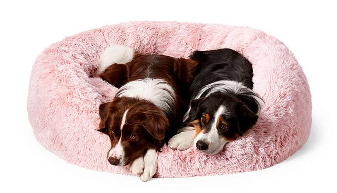 """**Cuddler Bliss, from $99.90, [Snooza](https://www.snooza.com.au/collections/calming-dog-bed-range/products/cuddler-bliss