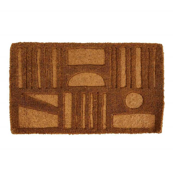 """**2.** Bringolla Doormat, $29.95, [Freedom](https://www.freedom.com.au/product/24297974